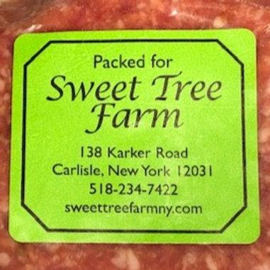 Pork- Sweet Tree Farm