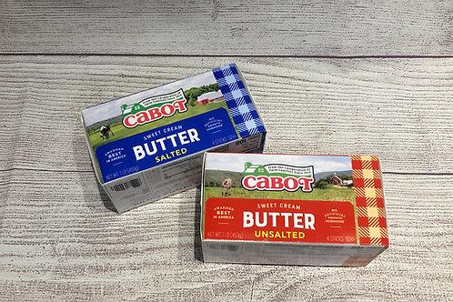 Butter-Cabot 1 lb Sticks