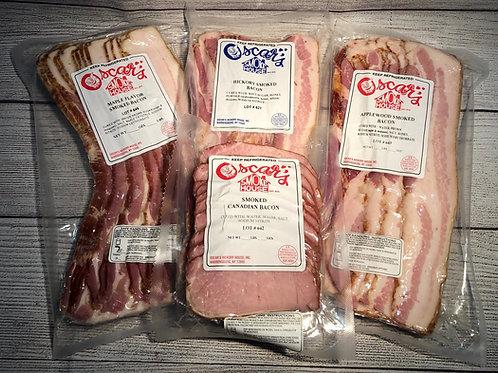 Bacon- Oscar's Smokehouse