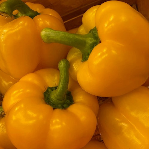 Peppers- Yellow