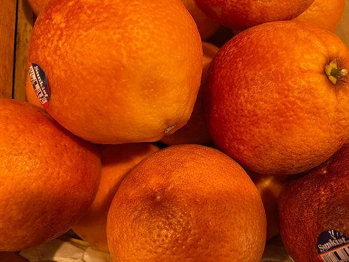 Oranges- Blood