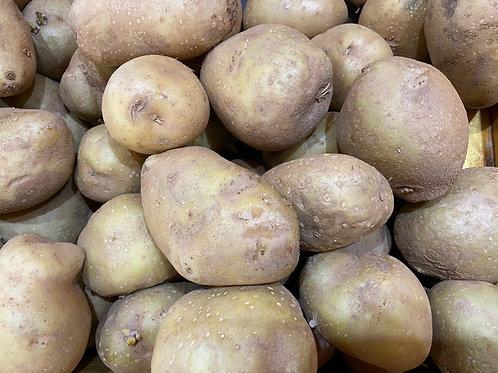 Potatoes- Chef (White)
