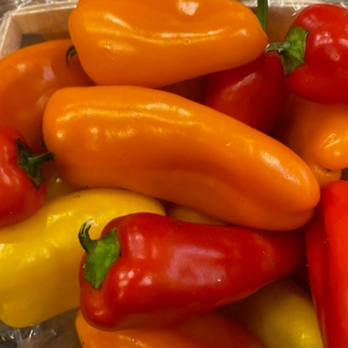 Peppers- Yummy