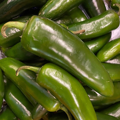 Peppers- Jalapeno