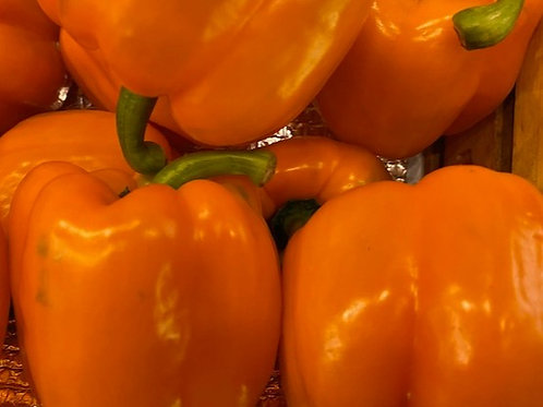 Peppers- Orange