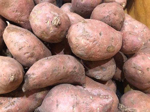Potatoes- Sweet/Yams