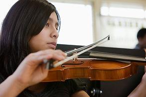 Violin at www.musictutoronline.com