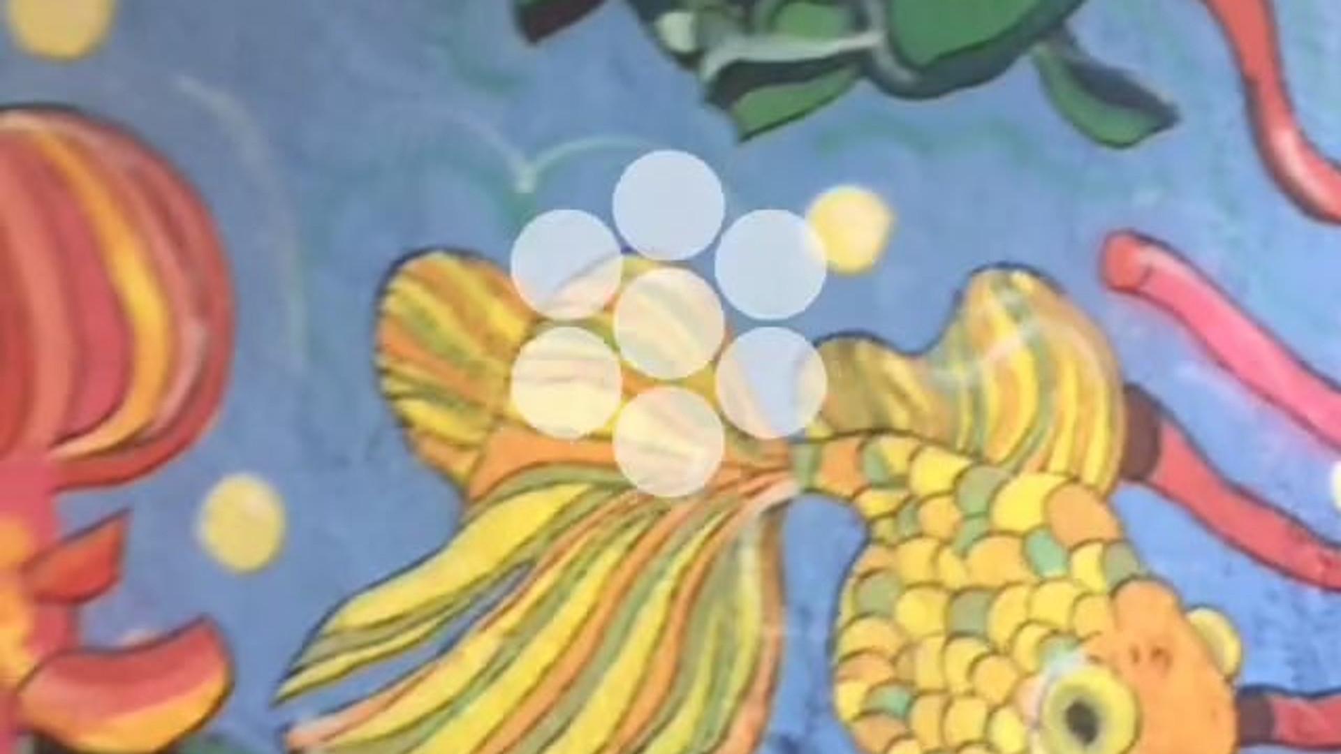 """""""Mural Interactivo de Realidad Aumentada"""" - Paula González Sacristan"""