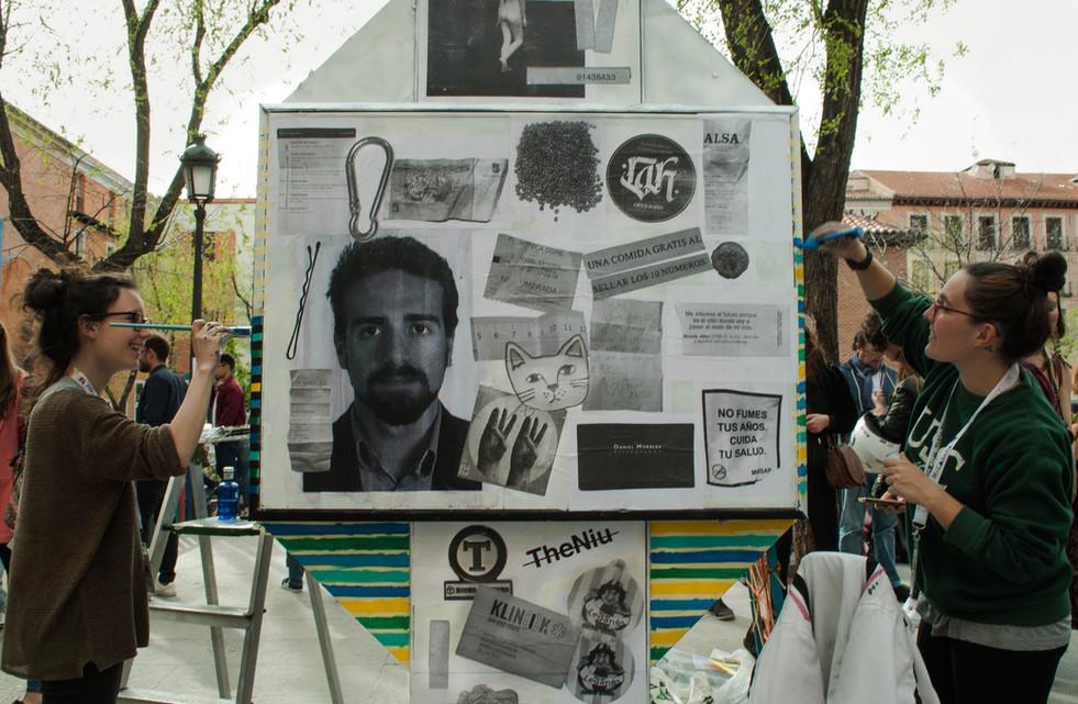 """""""Proyecto Zona"""" - Uxía Treitas y Laura Román."""