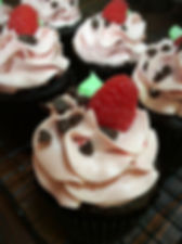 choc rasp cheesecake.JPG