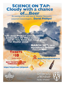 Cloudy with a Chance of Beer