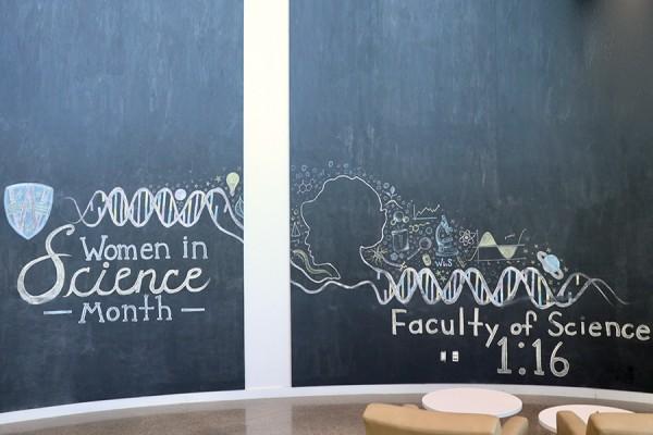 Program promotes women in science