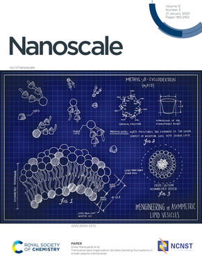 Nanoscale - Volume 12, Issue 3