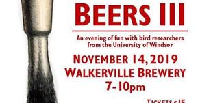 Birds, Beers and Art