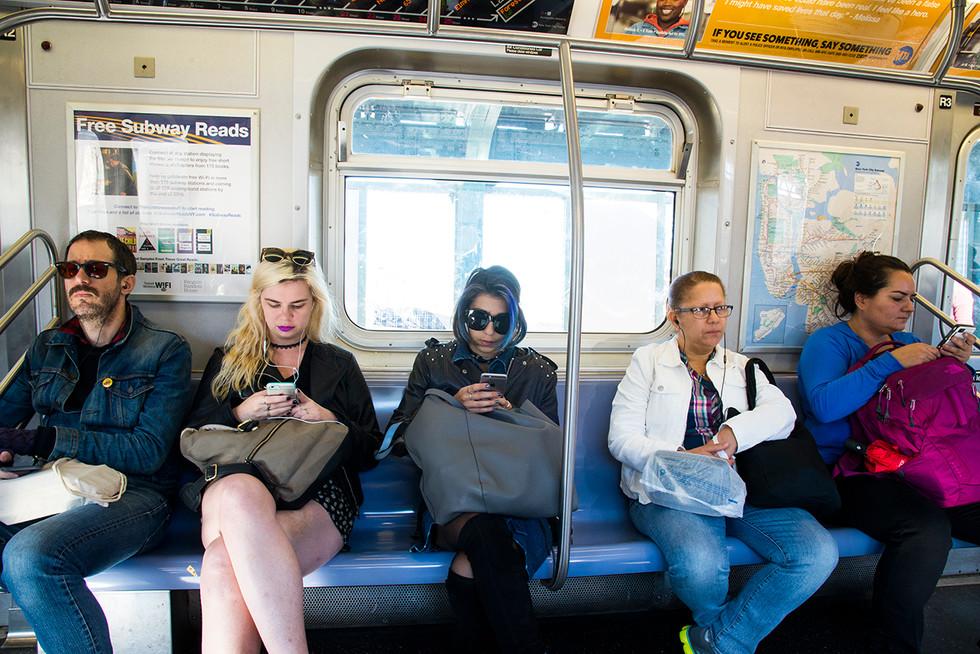 Underground, New York