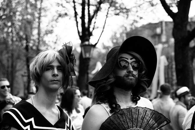 Gay Pride, Amsterdam