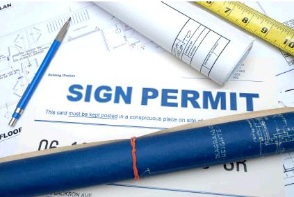 Sign Permits