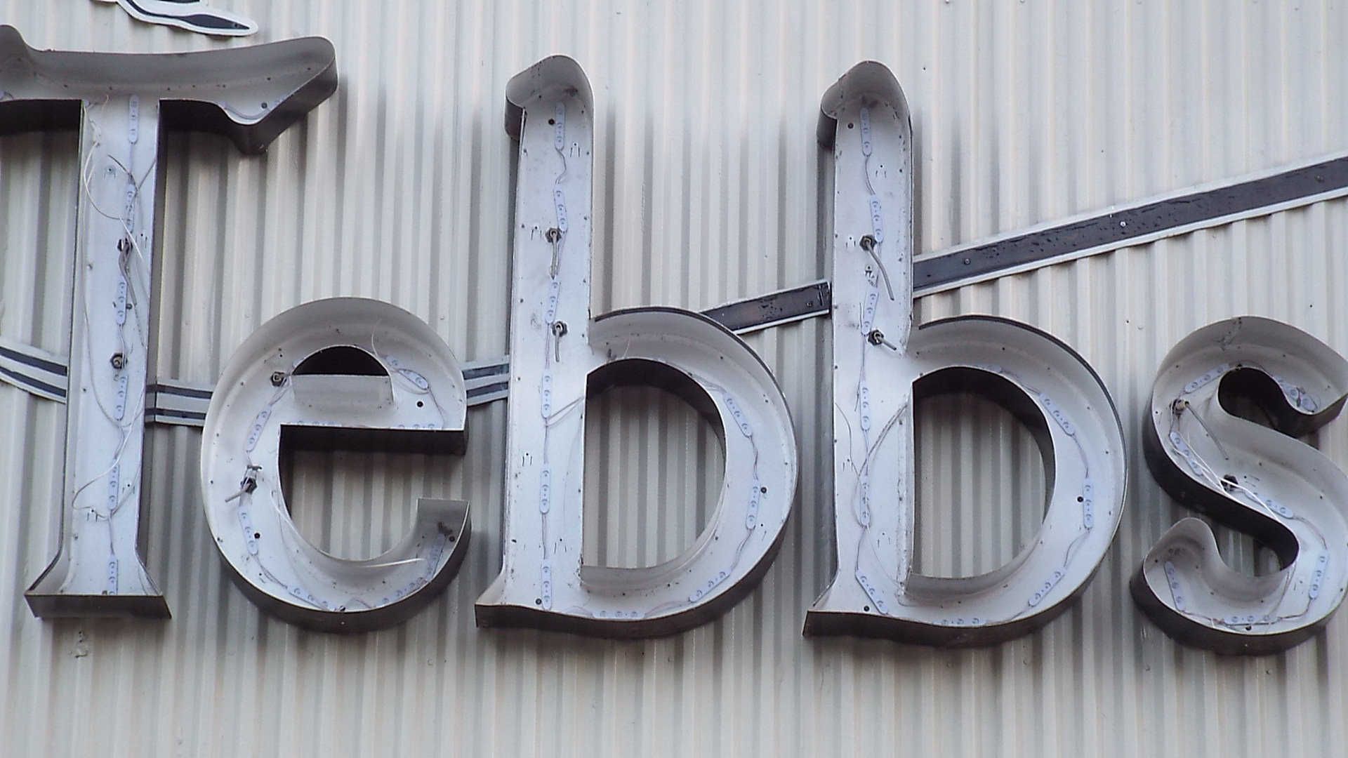 Led Retrofit Channel Letters
