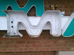 Vision Max Led Channel Letters