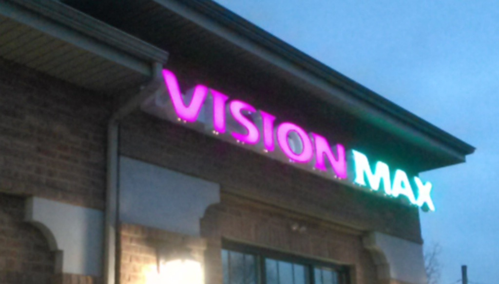 Vision Max New Leds & Faces