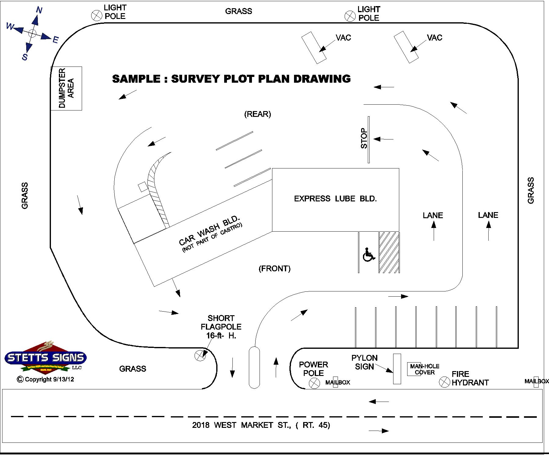 Plot Plan Surveys