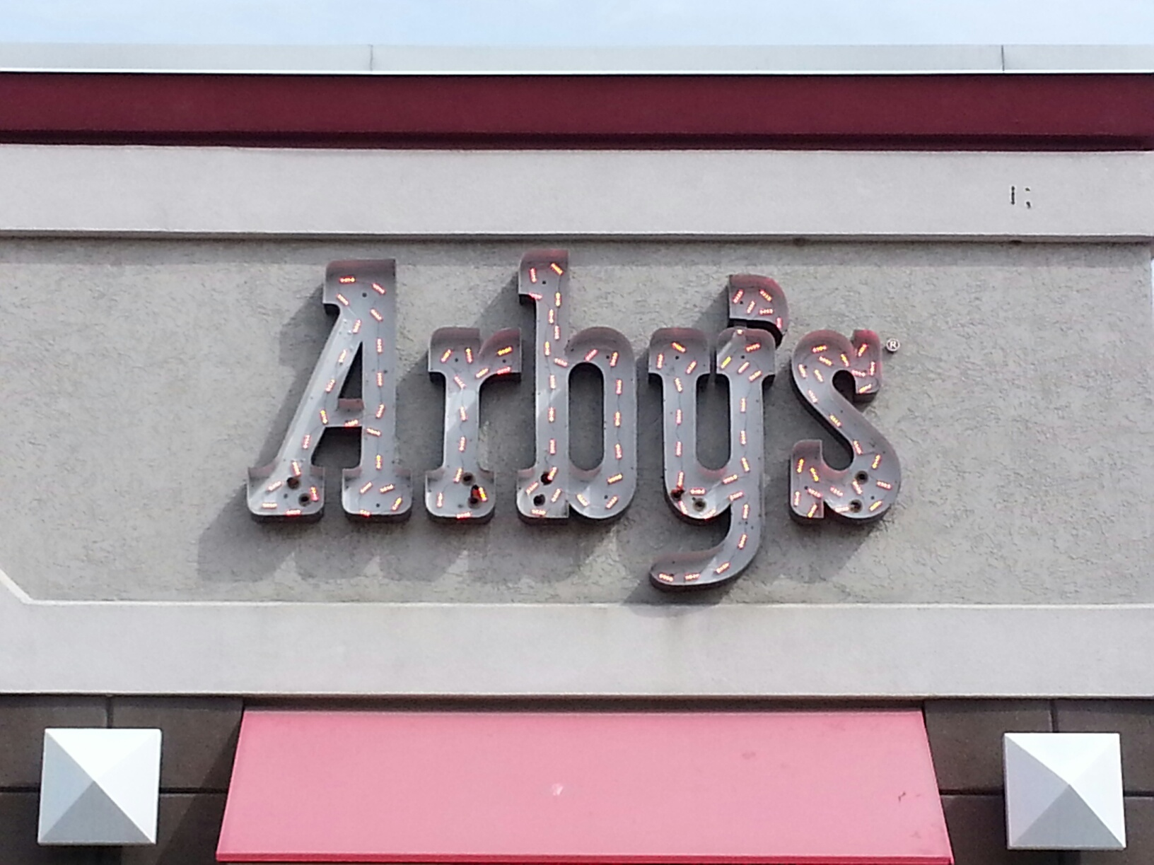 Arby's Jersey Shore, PA Led Channel Letters