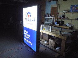 Custom Led Lit Signs