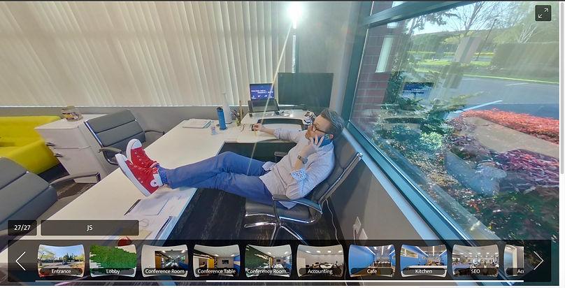 Joshua Swanson CEO of GTMA Virtual Tour