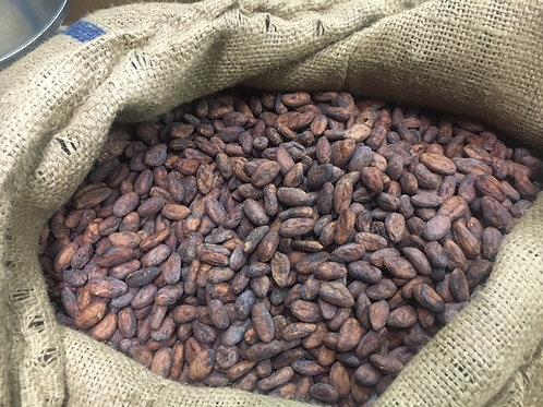 2 lb Raw Cacao 'Criollo' 2017 harvest peru (Pre certification organic)