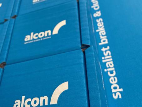 SVP Motorsport appointed the official Alcon brakes European distributor for Porsche Marque.