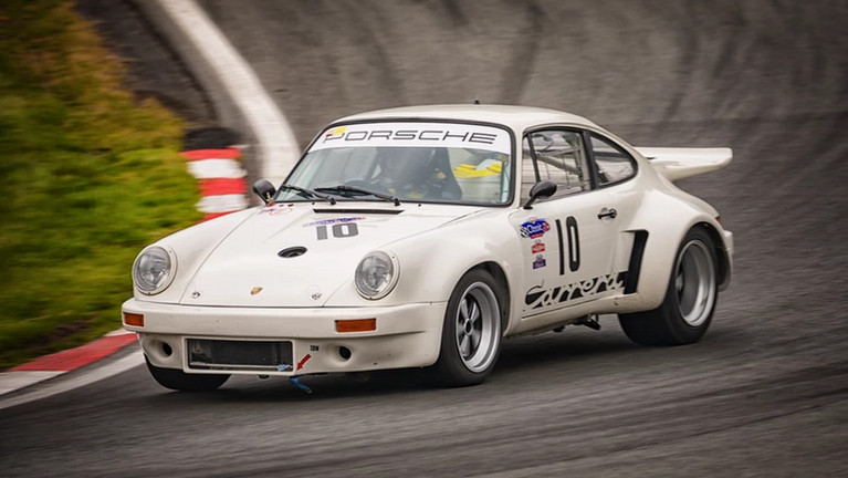 FIA Historic Porsche 911 RSR