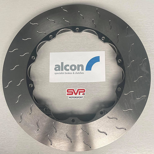 Porsche 997 GT3 Cup Alcon Replacement RIGHT Front Brake Disc - 378x32mm