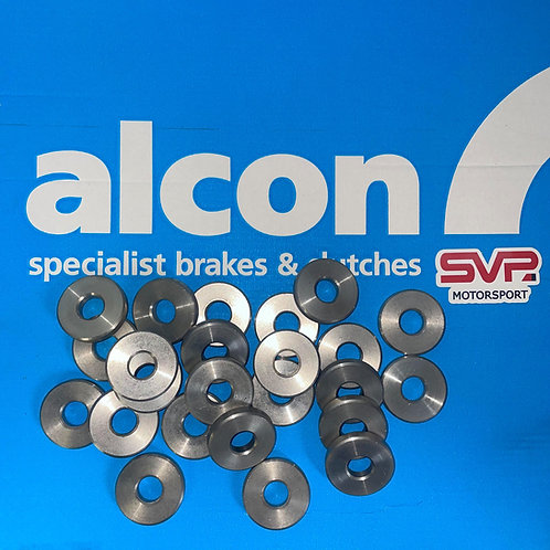 Alcon Brake Caliper Mounting Spacer-6.5mm for 996/997 GT3 Front