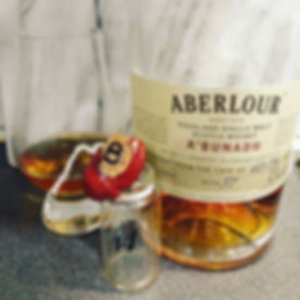 The mystery whisky has a great Thursday treat for you...our only Cask strength whisky.jpg