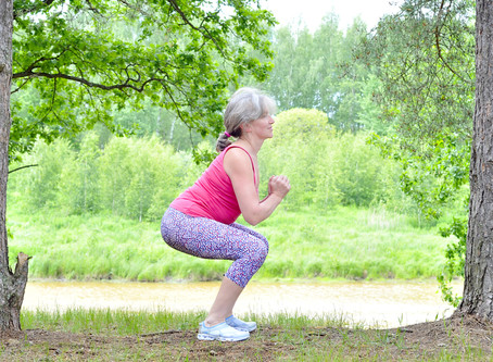 Over 45? Here's 4 exercises you can do to prevent muscle loss