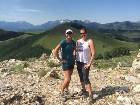 She Who Dares: 5 Fabulous Lessons from Summiting Mt. Bald, Utah