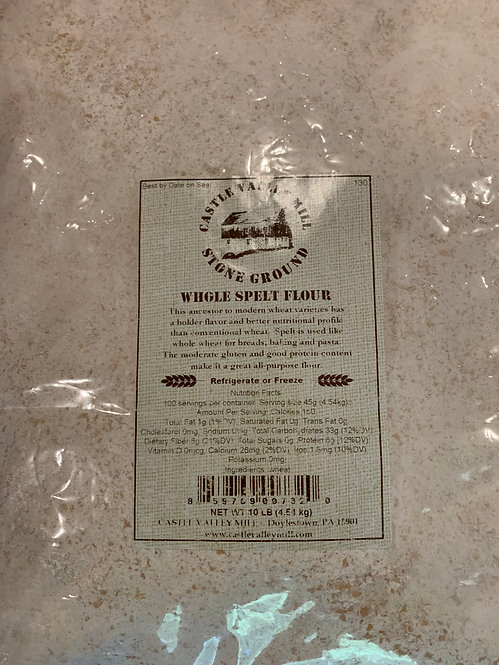 Spelt Flour 1 lb.