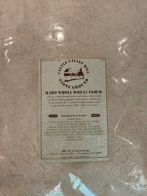 Hard Whole Wheat Flour 1 lb.