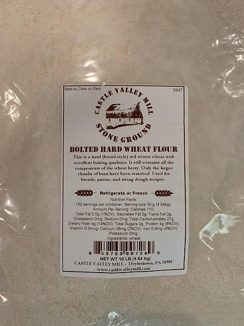 Bolted Hard Wheat Flour 1 lb.
