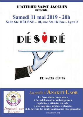 Soirée Théâtre à Lyon