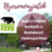 Nyeremenyjatek_Vadaspark