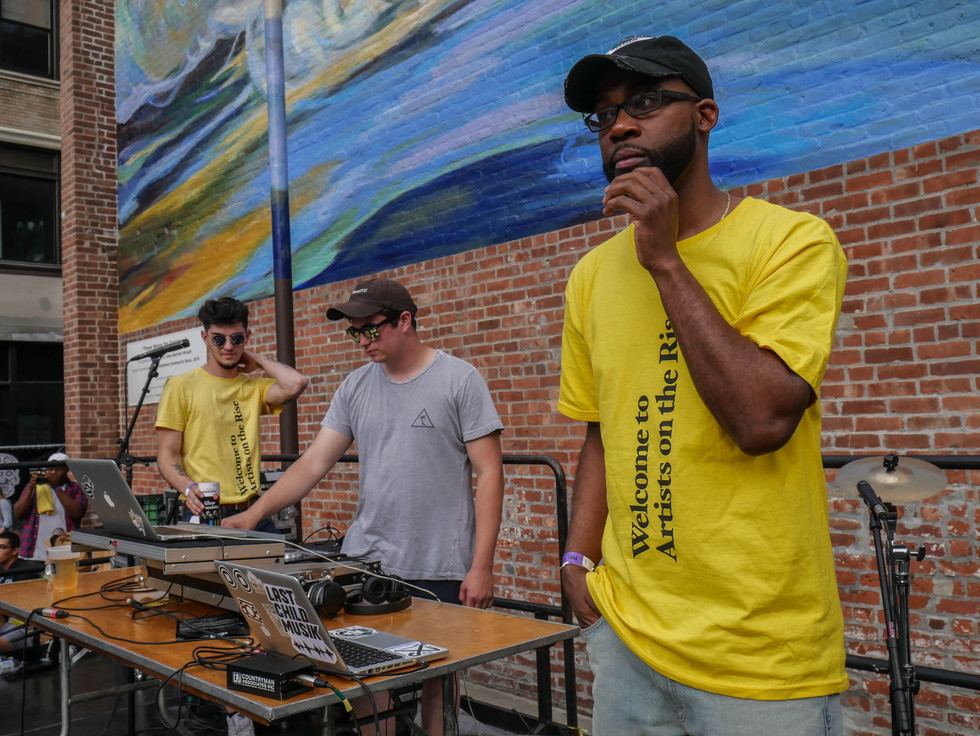 Event Recap Photos - Artist on the Rise @ PVD FEST - June. 9th