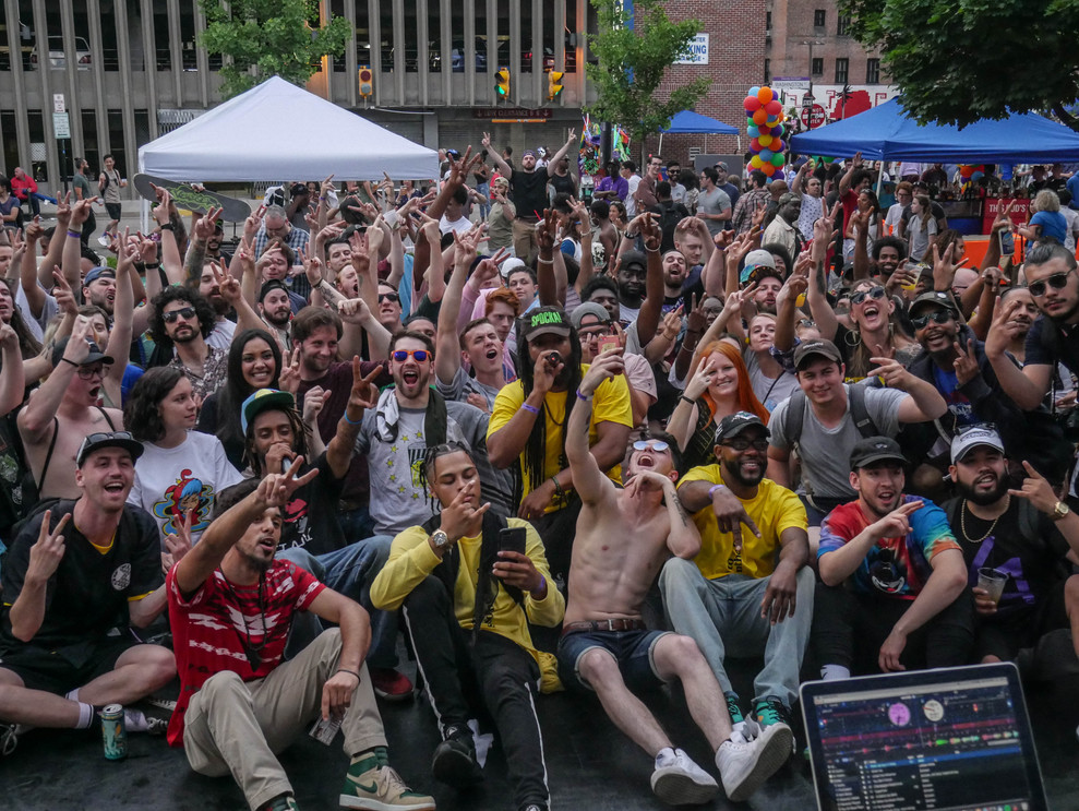 Artists on the Rise @Pvd Fest