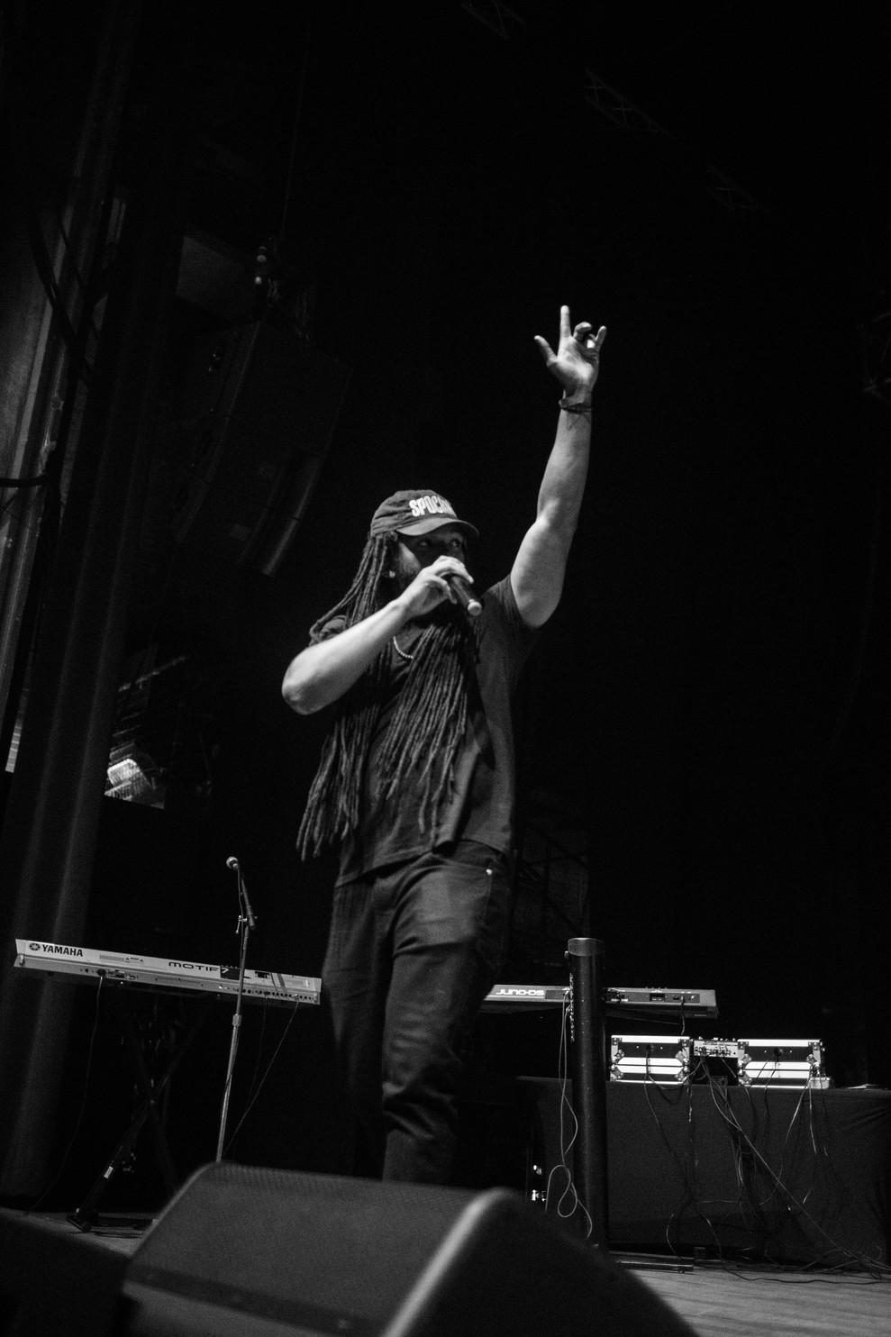 Photo recap: Opening for Redman/ Method man