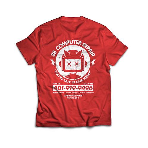 88 Computer Repair (Red)