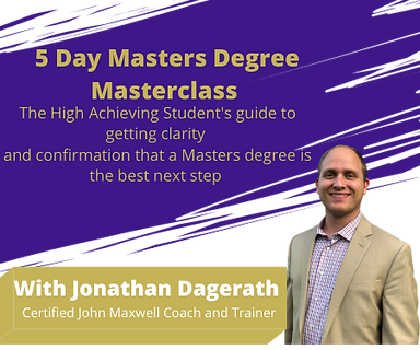 Basic 5 Day Masters Degree Masterclass-2