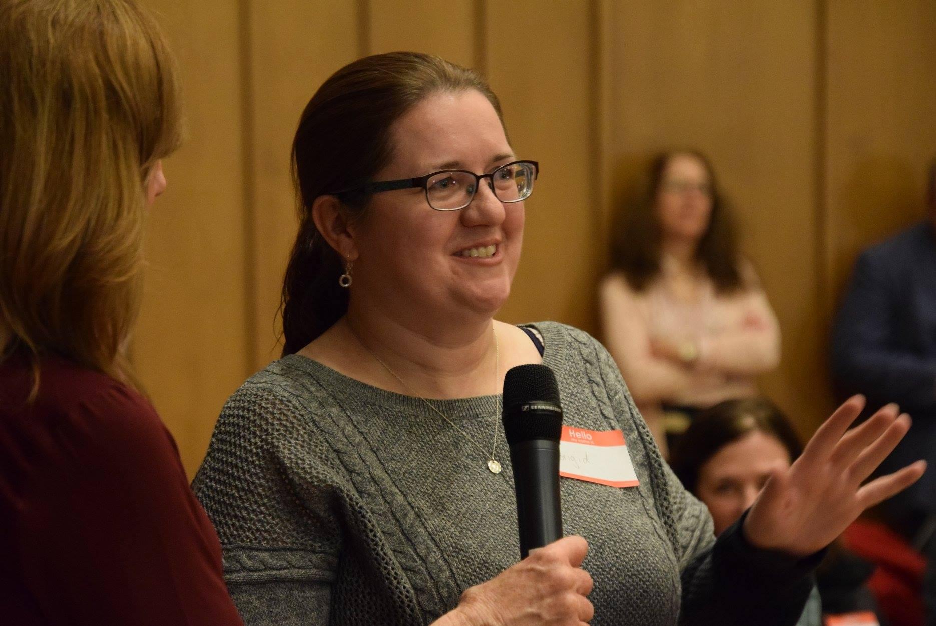 Brigid Nuta Howe, Equity in Education Advocate