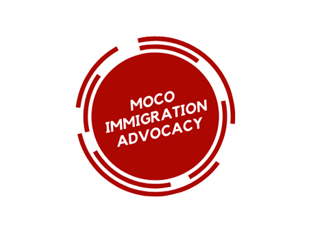 Endorsed by MoCo Student Alliance for Immigration Advocacy