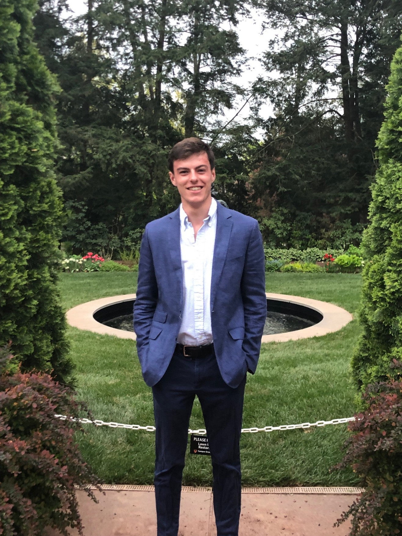 Eric Guerci, Student Member of the Board (2015-17)