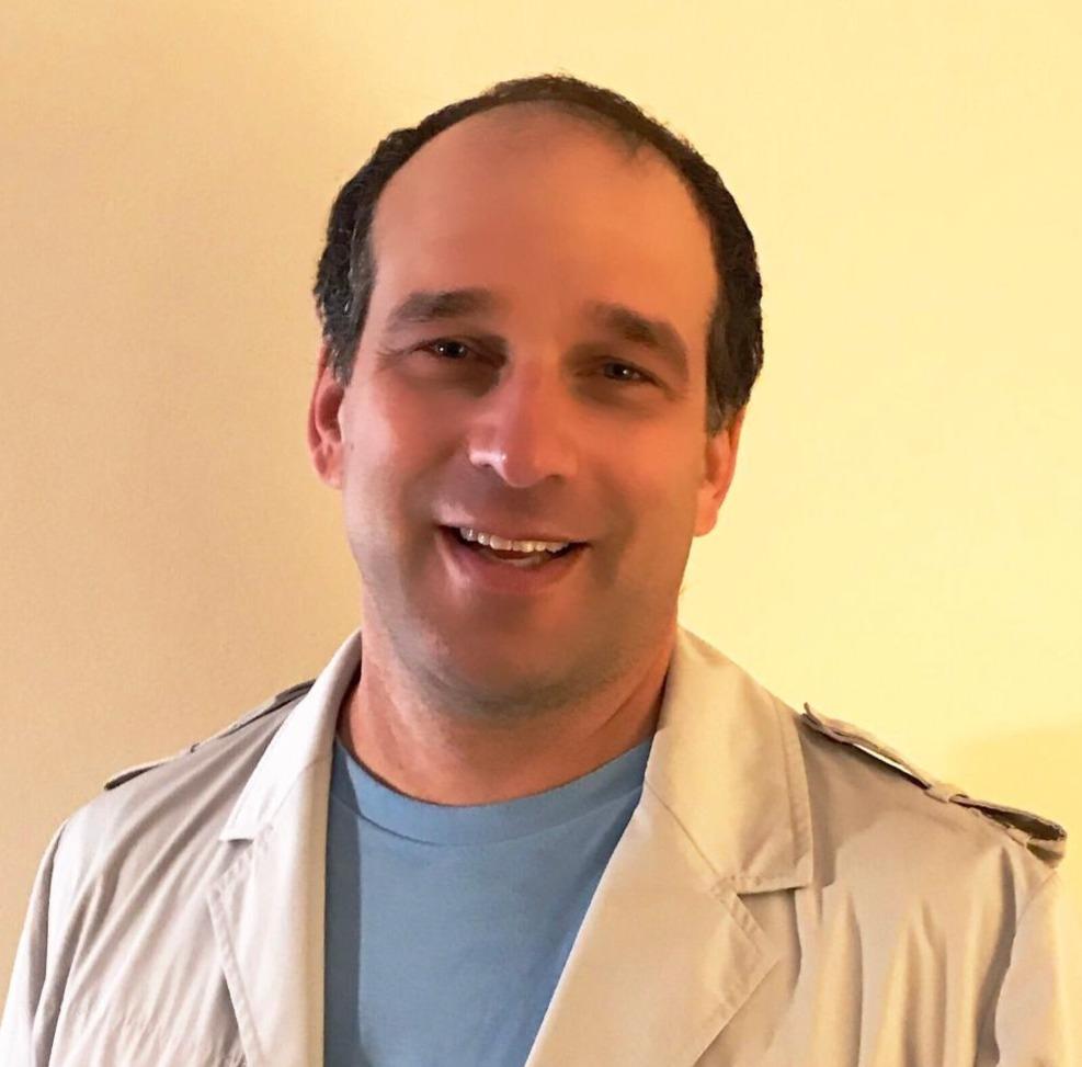 Mark Eckstein, LGBTQ Parent Advocate